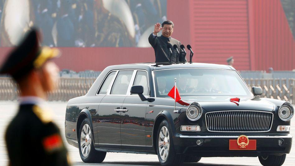 Chinas Xi Jinping: Größte Machtfülle seit Mao