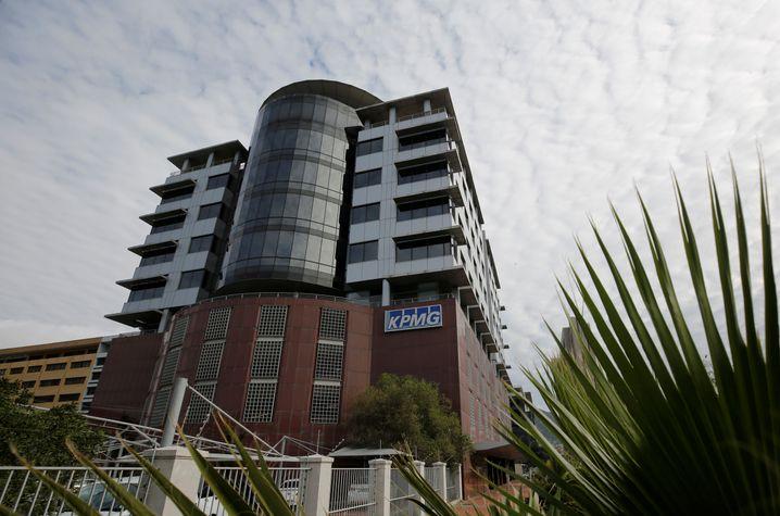 Büro von KPMG in Kapstadt