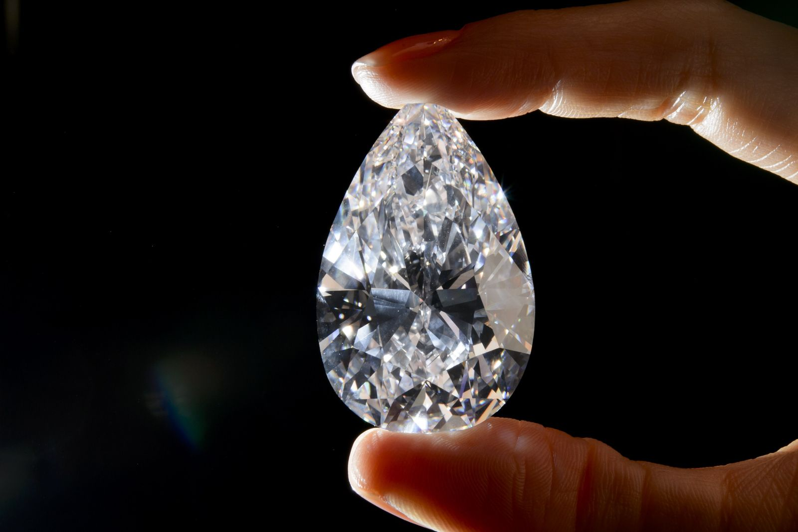 Auktion/ Diamant