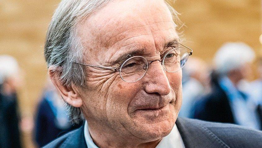 Schwierig: Wolfgang Herz, Großaktionär