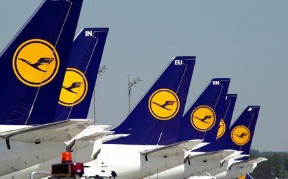 Stillstand: Bei der Lufthansa sieht alles nach Streik aus
