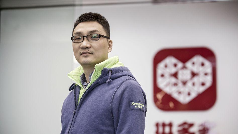 45 Milliarden Dollar auf dem Papier: Colin Huang