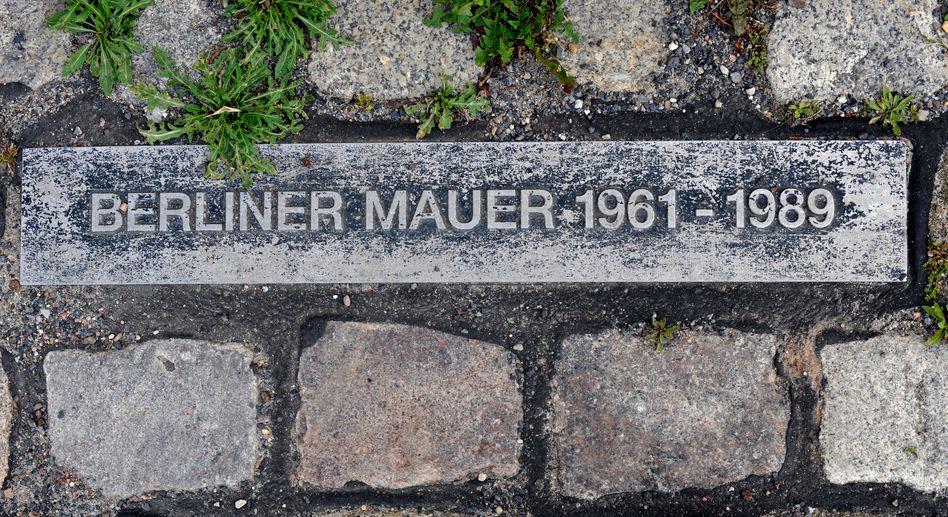 Gedenkstein in Berlin