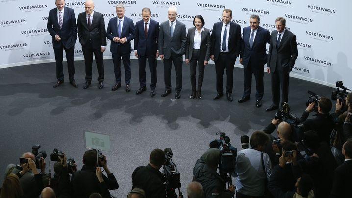 Volkswagen-Bilanz 2015: Das haben die VW-Vorstände im Krisenjahr verdient