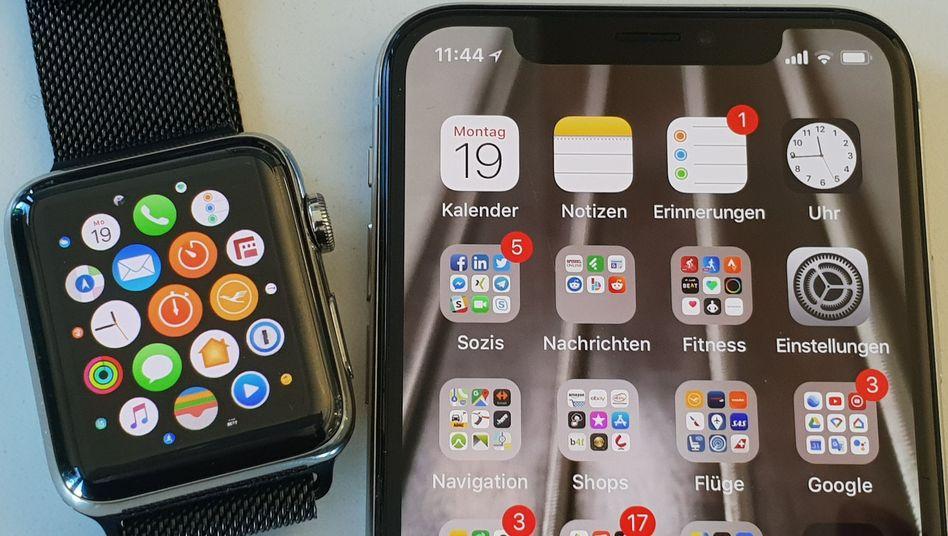 Apple: Unter einer neuen Website können Nutzer jetzt ihre von Apple gespeicherten Daten einsehen