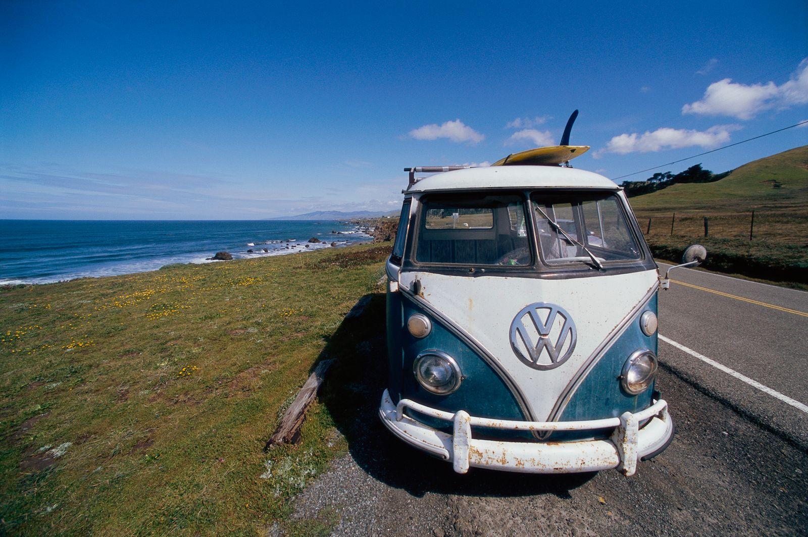 NICHT MEHR VERWENDEN! - VW Bus / Surfer / Freiheit