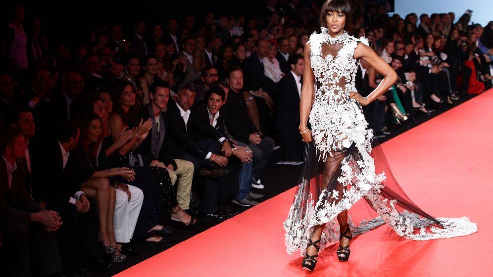 Cannes: Modeln für Japan