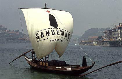 Unterwegs zu neuen Ufern: Nach nur kurzer Rebellion setzte George Sandeman dann doch lieber die Familientradition fort
