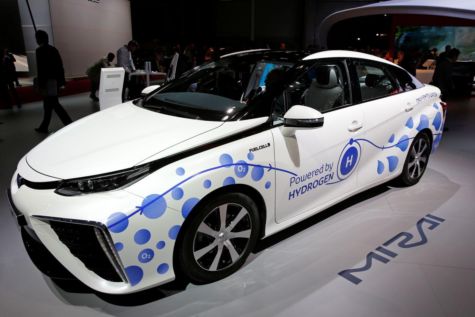 Toyota Mirai / AUTOSHOW-PARIS