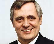 Der neue DPD-Chef Arnold Schroven.