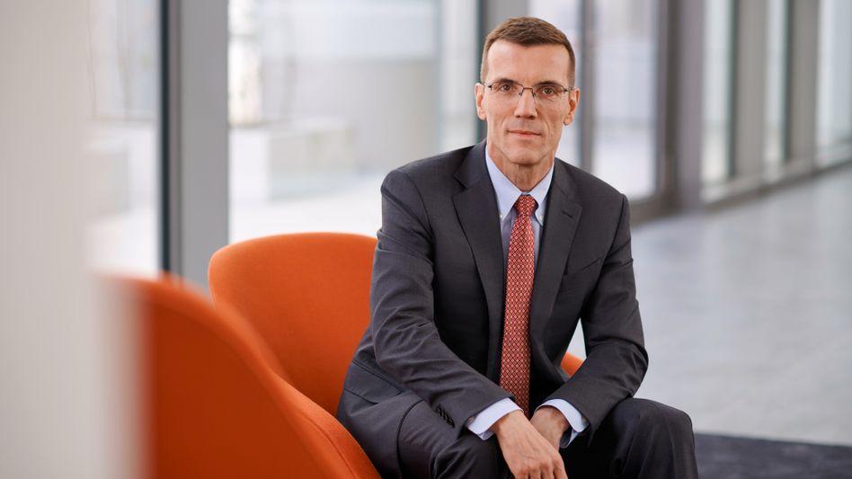 Vorstand Michael Reitermann muss gehen