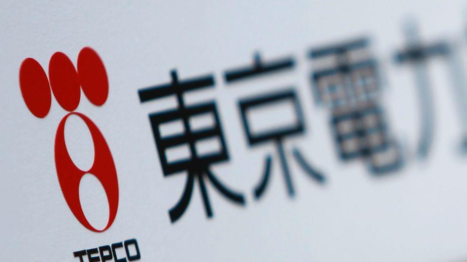 Tepco-Logo: Schadensersatzforderungen von 52 Milliarden Dollar?