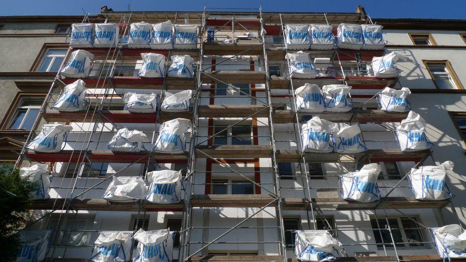 Gut gedämmt: Die Deutschen verpacken ihre Häuser - doch lohnt sich das?