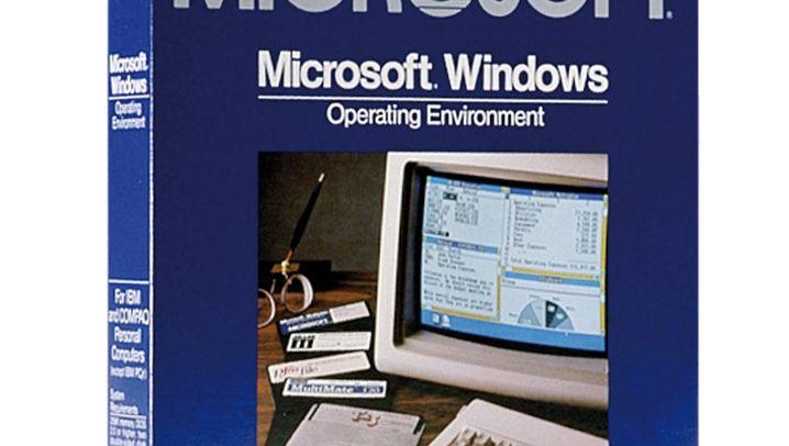 Windows - die Chronologie: Von Windows 1 bis Windows 10