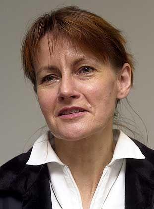 Gibt Geld für die Not leidende IT-Branche: Forschungsministerin Edelgard Bulmahn