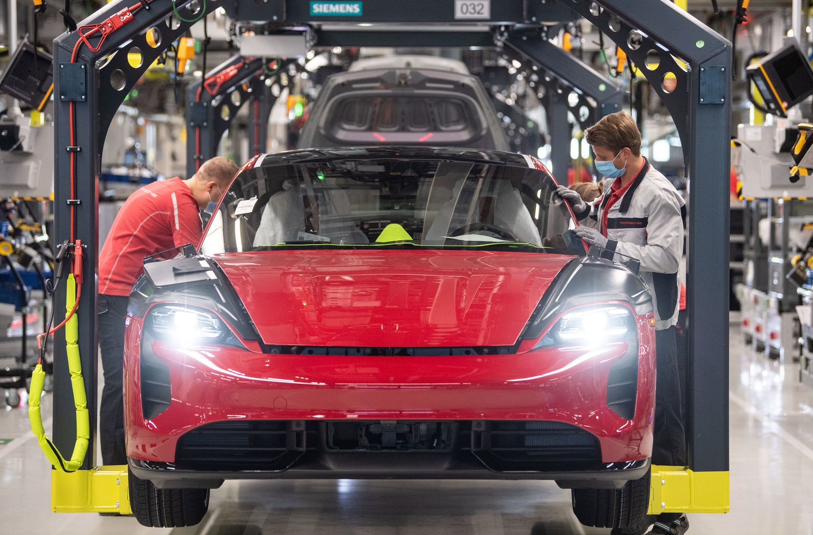Porsche Produktion - Quartalszahlen