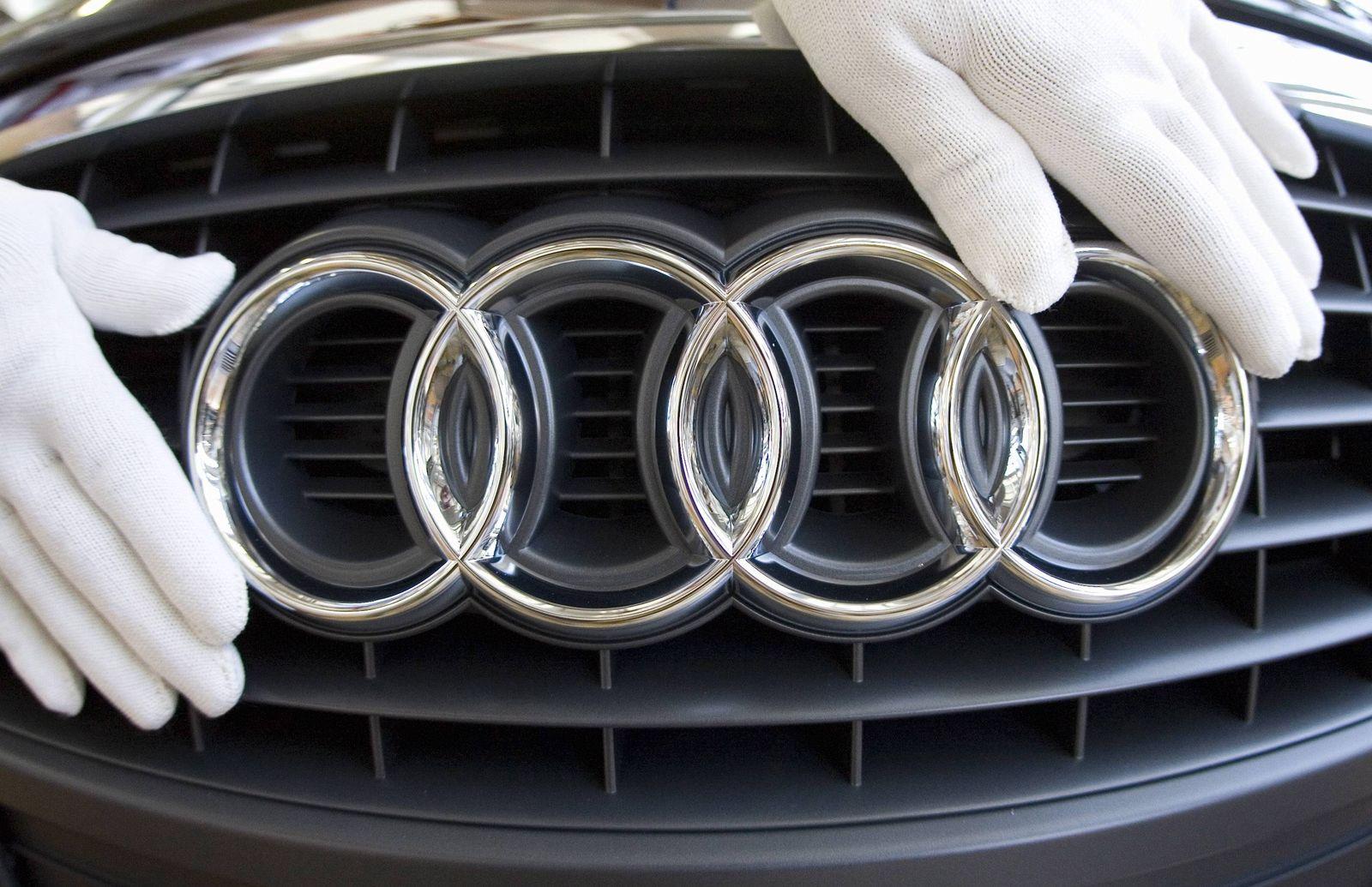 NICHT VERWENDEN Audi verdient weniger - Jahresziel bestaetigt