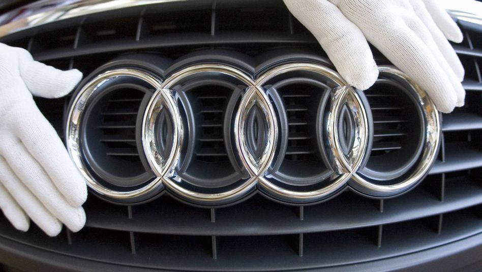In der Gunst der Bewerber ganz vorn: Arbeitgeber Audi