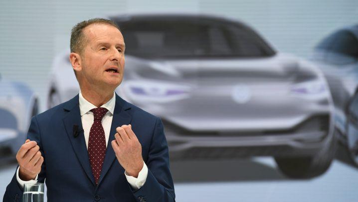 Neuer Chef, neuer Vorstand: Diese Manager führen Volkswagen