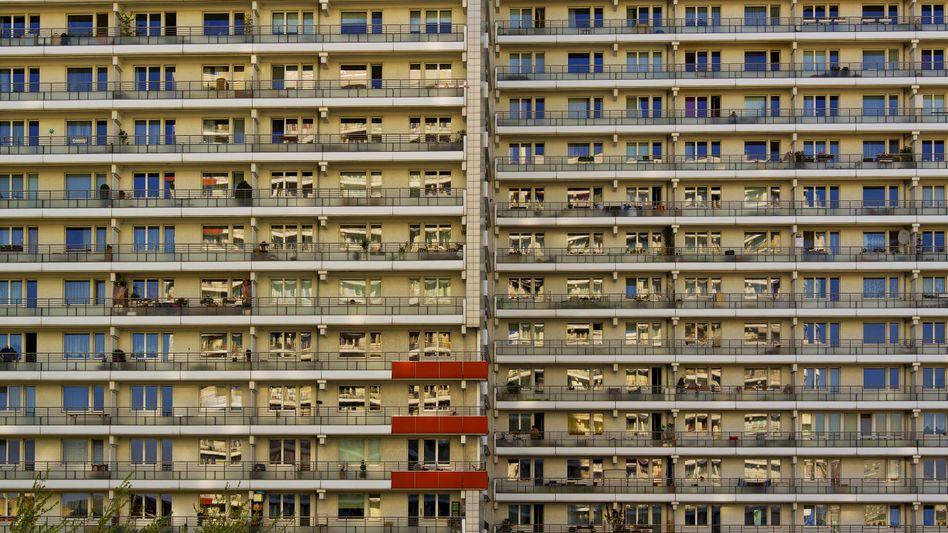 Mieten ohne Deckel: Wohnblock an der Leipziger Straße in Berlin