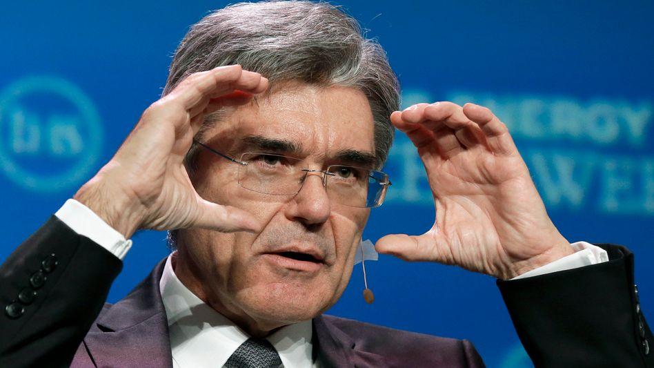Blickt zu wenig voraus, kritisiert der Konzern-Betriebsrat: Siemens-Chef Joe Kaesser