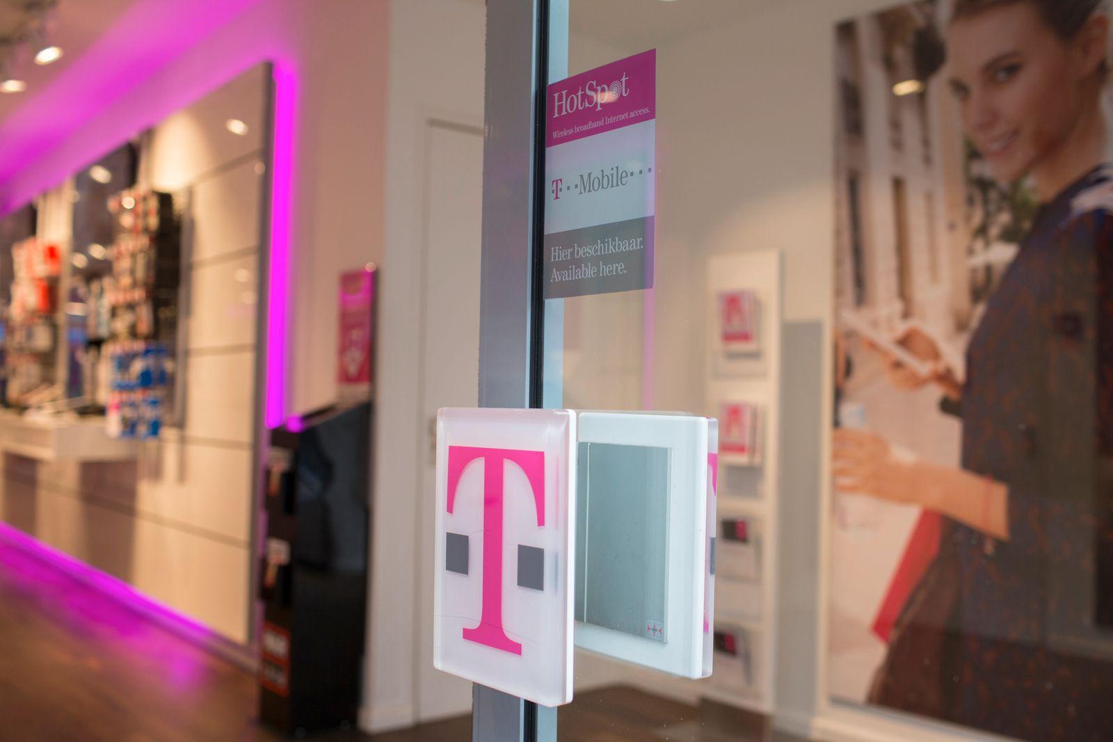 EINMALIGE VERWENDUNG Telekom Niederlande