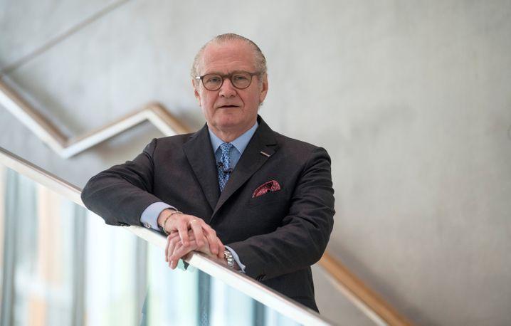 Merck-Chef Stefan Oschmann will den Konzern zum Wissenschaftskonzern umbauen