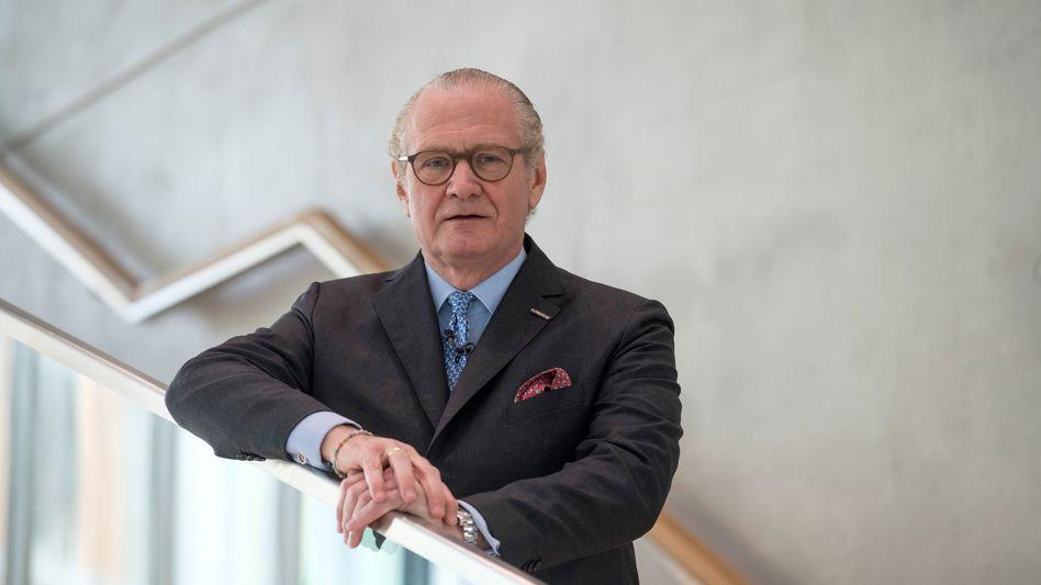 """Merck-Chef Stefan Oschmann: """"Das ist eine sehr gefährliche Entwicklung, über die ich mir große Sorgen mache"""""""