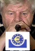 Weiter in der Kritik: EZB-Chef Wim Duisenberg