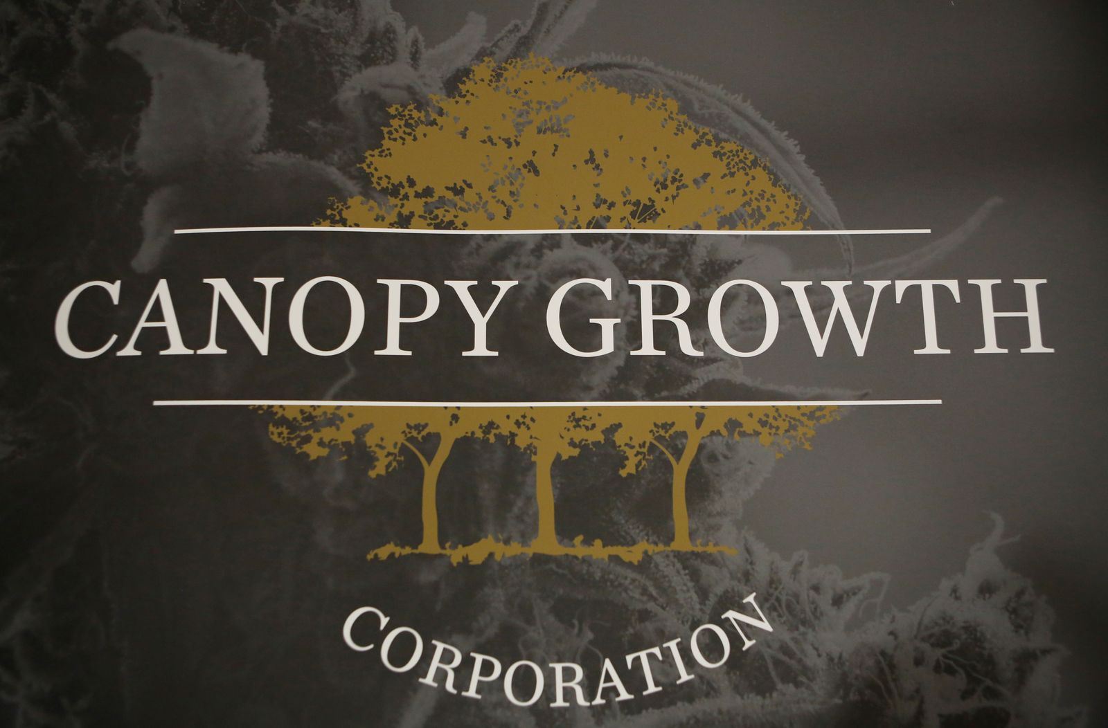 Canopy Growth Corporations logo