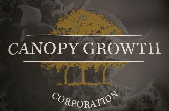 Canopy Growth: Der klare Marktführer