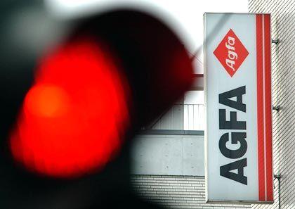 Starke Unterschiede in der Wettbewerbsfähigkeit der Standorte: Agfa-Geschäft