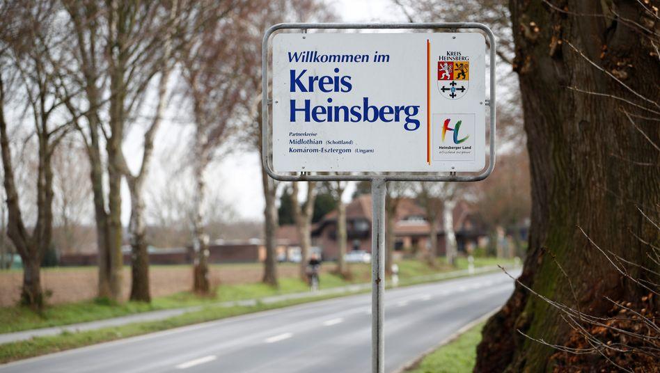 Heinsberg in Nordrhein Westfalen