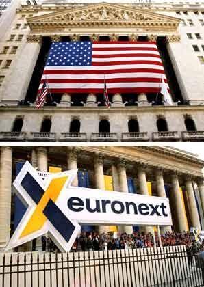 Transatlantische Börse: Nun müssen die Nyse-Aktionäre noch zustimmen