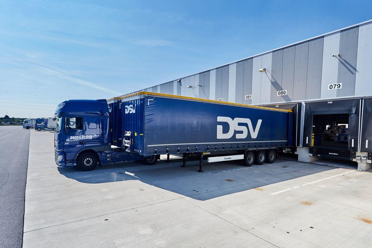 DSV / Logistik / Truck