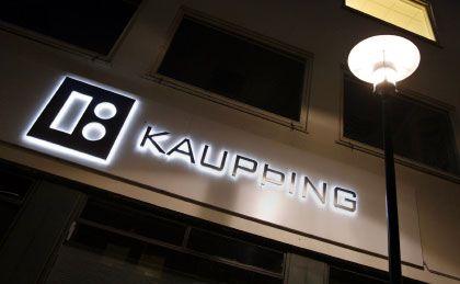 Kaupthing Bank: Formular ohne Fallstricke