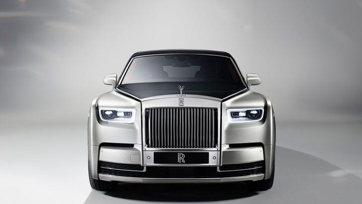 Rolls-Royce Phantom VIII: Majestätisch ruhige Luxuslounge