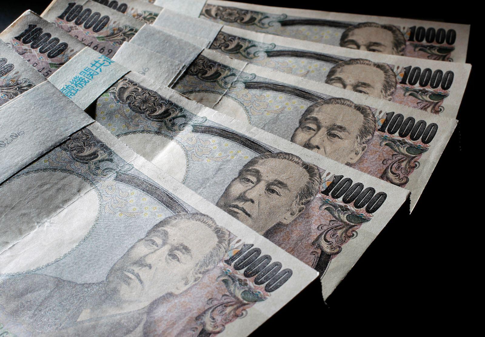 Japan Yen Banknote
