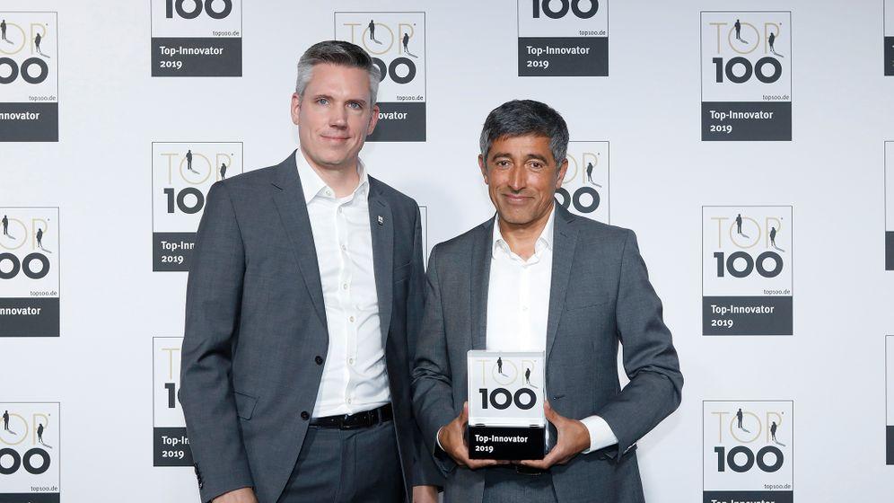 Top 100: Die innovativsten Mittelständler Deutschlands 2019
