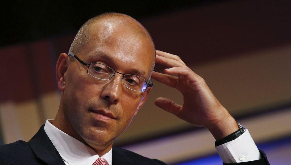 Jörg Asmussen: Der Ex-Notenbanker ist nun Chef des Verbands der Versicherungswirtschaft