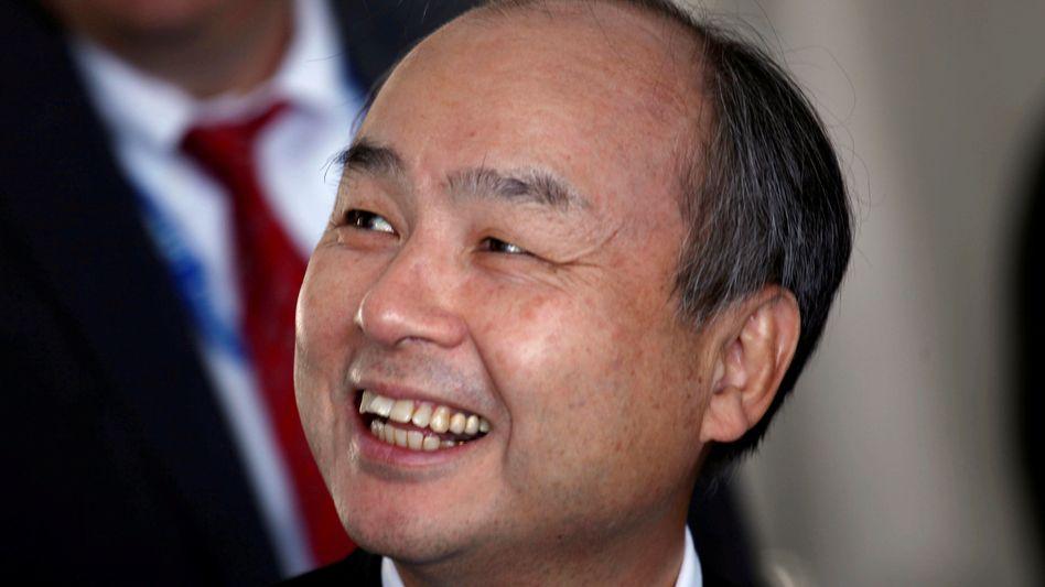 Masayoshi Son: Der Werst seiner Tech-Investments ist deutlich gestiegen, der Gewinn auch