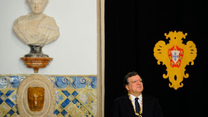 Barrosos Lobby-Kollegium: Die neuen Geldgeber der EU-Kommissare
