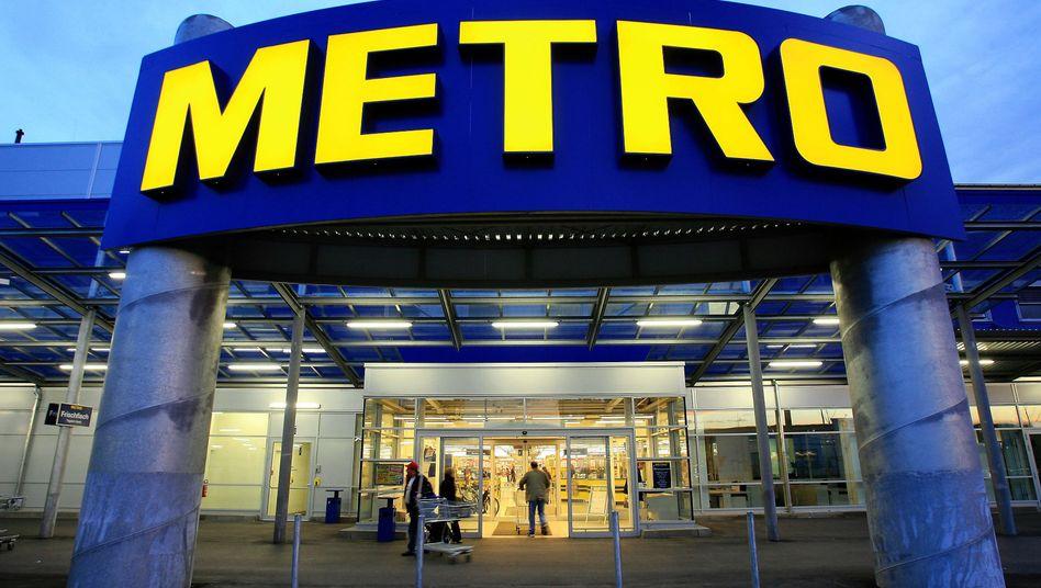 """Metro-Markt in Berlin: """"Beendigung des Poolvertrages für alle Beteiligten ein sinnvoller Schritt"""""""