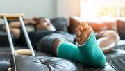 Was mache ich bei einem Arbeitsunfall im Homeoffice?