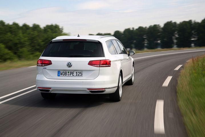 VW Passat: Der Dienstwagen der Nation punktet im Jahresvergleich