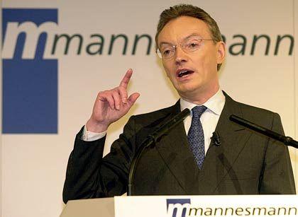 Nach 23 Jahren bei Mannesmann zum Wagnisfinanzier gewandelt: Klaus Esser