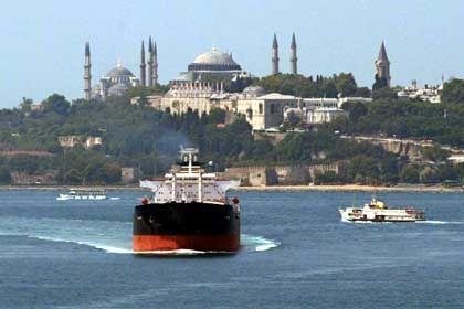 Istanbul: Wichtigste Wirtschaftsstadt der Türkei