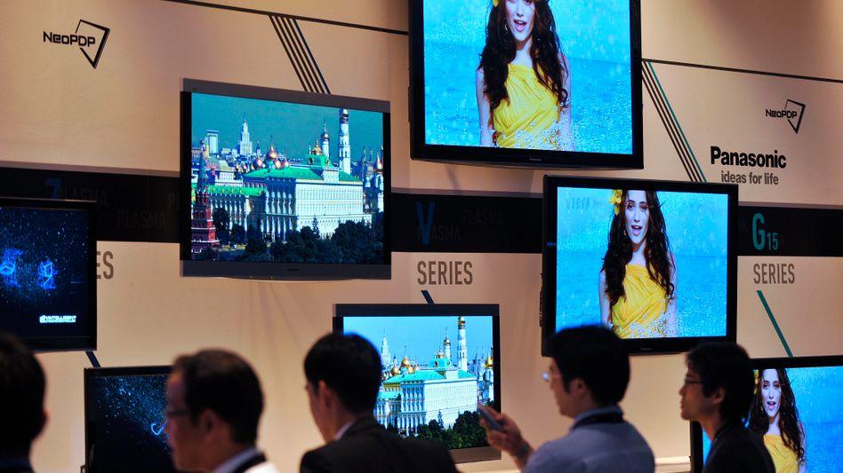Flachbildschirme: In vielen TV-Geräten oder Computerbildschirmen sind Leuchtdioden verarbeitet (LED). Um Patente zu diesen LEDs streitet jetzt Osram mit koreanischen Wettbewerbern
