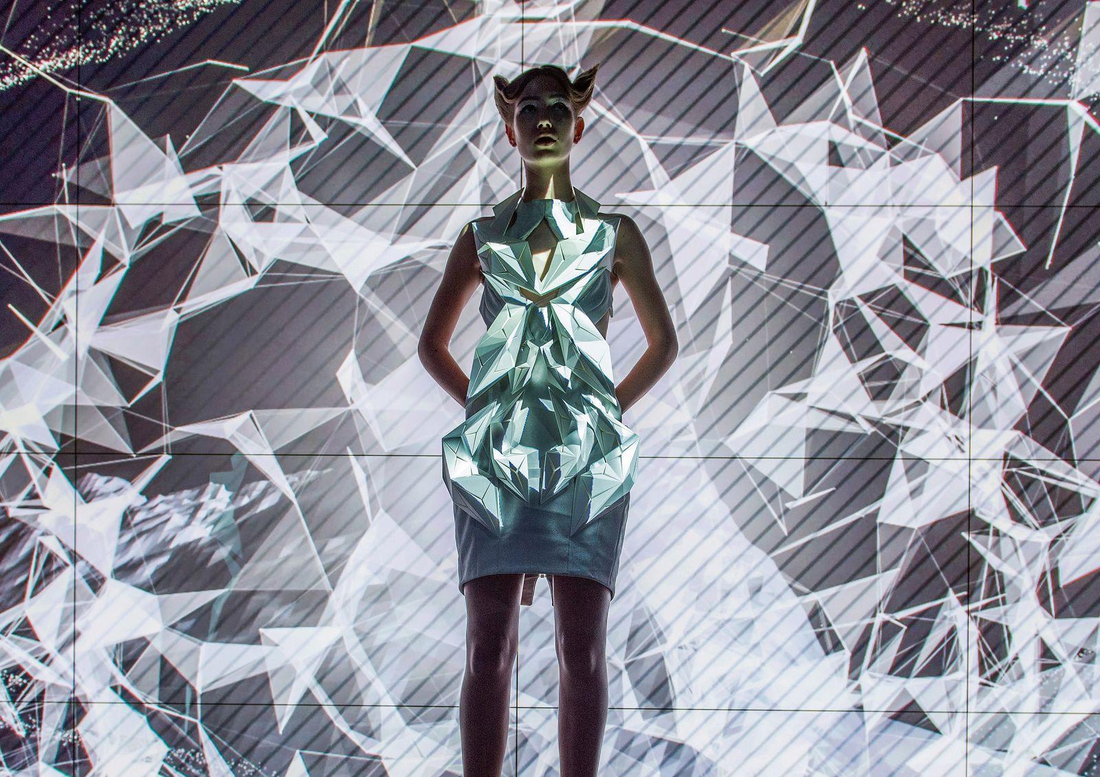 Audi meets Fashion / Hightech-Mode