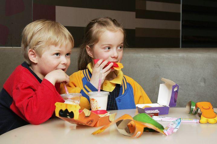 Happy Meal: Spielzeug en masse